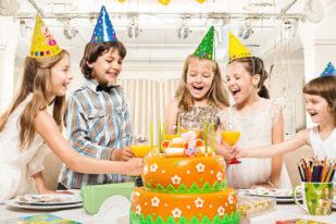 День Рождения с World Class Kids